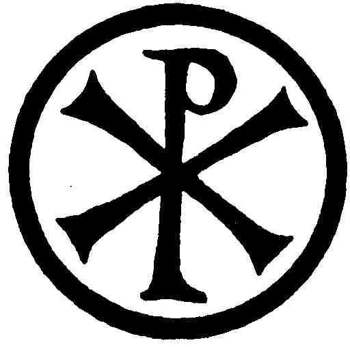 OrigenCristianismoCrismon