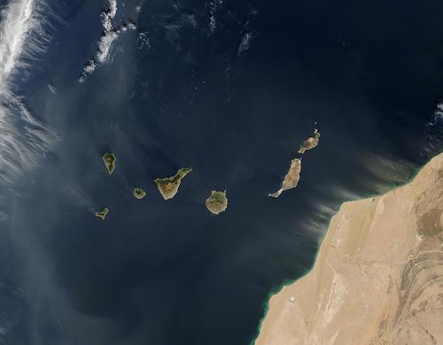IslasCanariasSatelite
