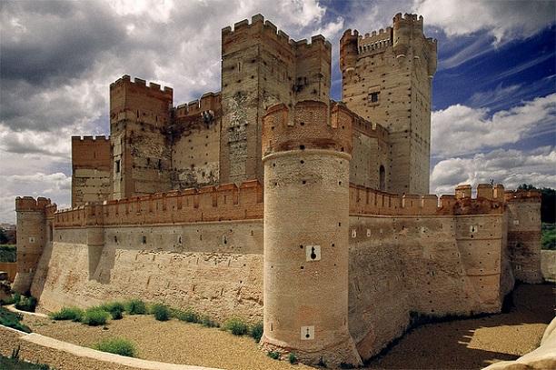 CastilloDeLaMota