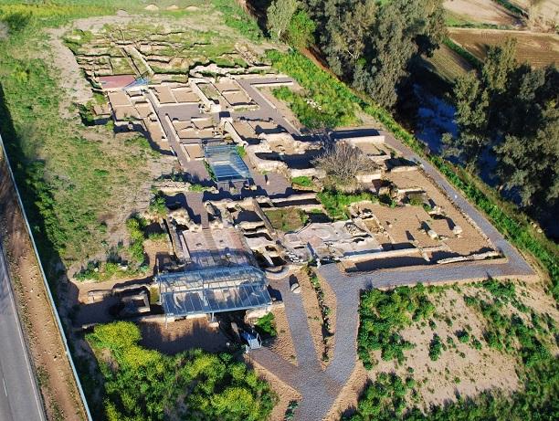 Las villas romanas iberhistoria for Villas romanas